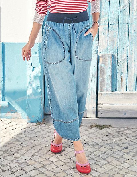 Deerberg 7/8-Jeans Mia