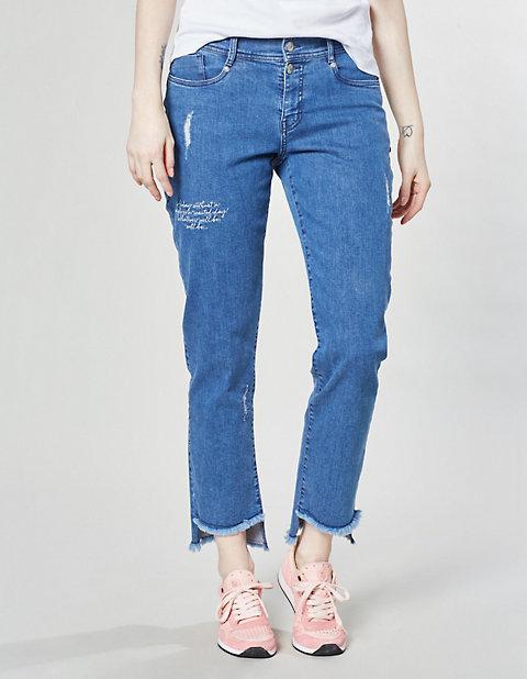 Deerberg Stretch-7/8-Jeans Celine
