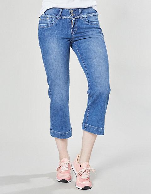 Deerberg Stretch-3/4-Jeans Gerlise