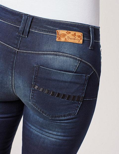 Deerberg Stretch-Push-up-Jeans Farah