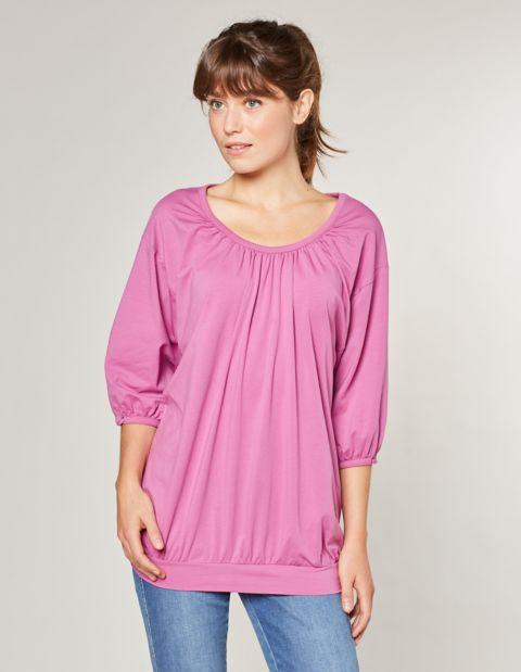 Jersey-Longshirt Vivette,