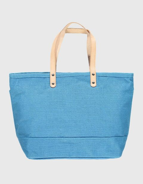 Image of Canvas-Tasche Holly, Blau