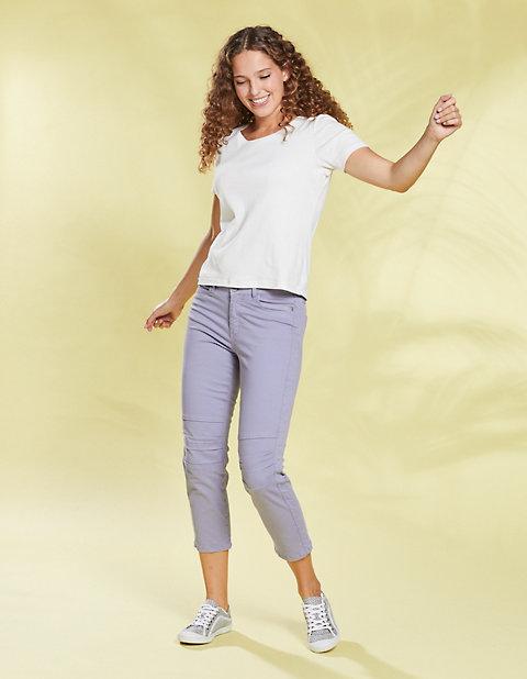 Deerberg Slim-Fit-Hose Tiba