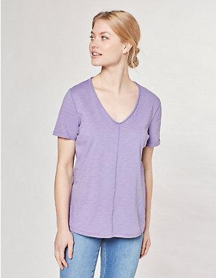Laura Deerberg Jersey-Shirt Jule salbei