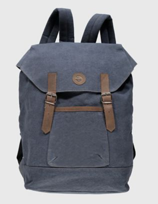 Damen Canvas-Tasche Milly Grau Deerberg