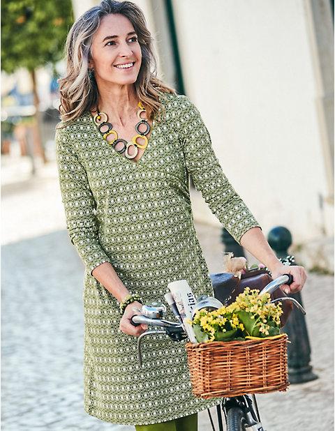 Deerberg Jersey-Kleid Geelke
