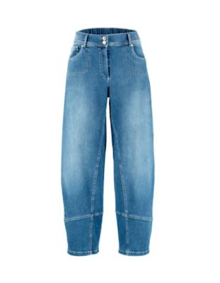 Deerberg Relaxed-Fit-Jeans Eve blue-used