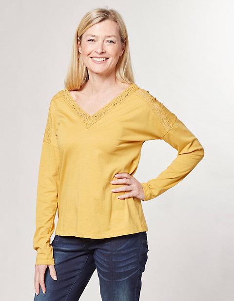 Deerberg Jersey-Shirt Jola