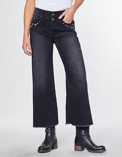 Laura Deerberg Stretch-7/8-Jeans Shirin