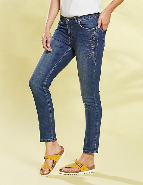 Deerberg Stretch Jeans Thyia