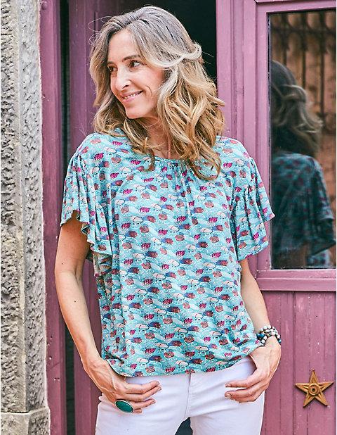 Deerberg Jersey-Shirt Anike