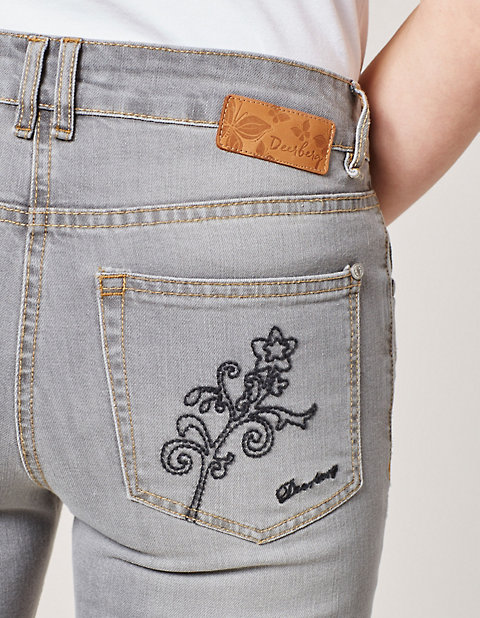 Deerberg Stretch-7/8-Jeans Tabea