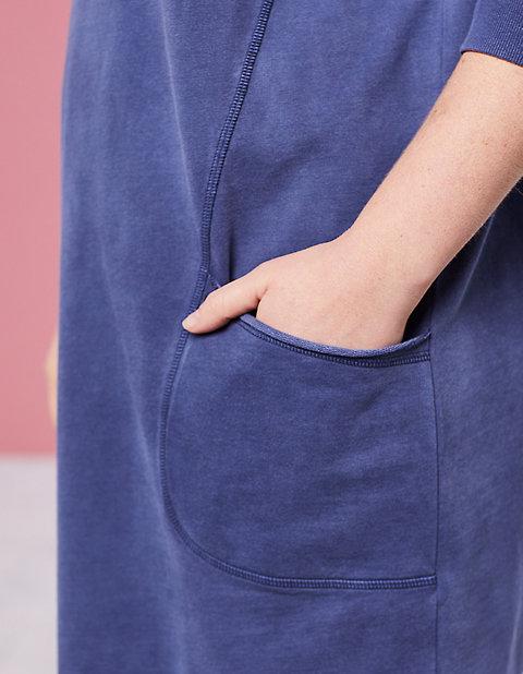 Deerberg Sweat-Kleid Ihana