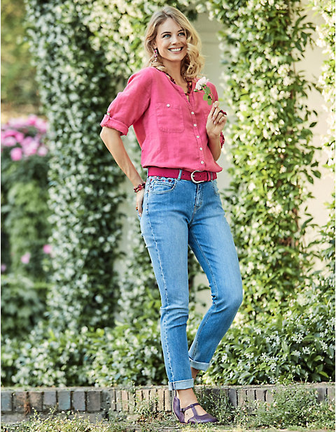 Deerberg Stretch-Jeans Elik