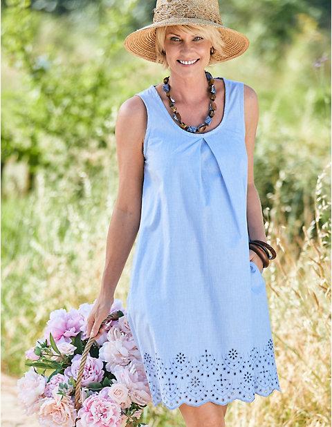 Deerberg Baumwoll-Kleid Nathira