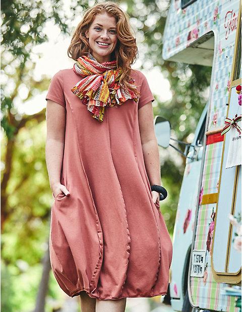 Deerberg Jersey-Kleid Faviola