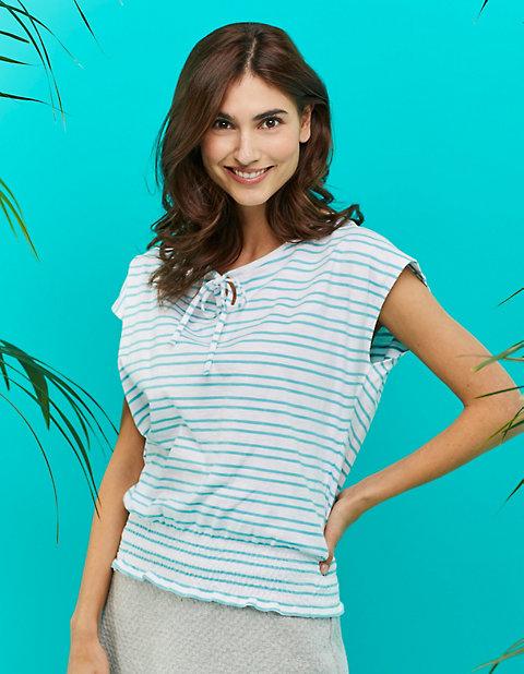 Laura Deerberg Baumwoll-Shirt Kersten