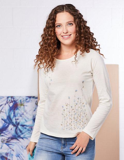 elkline Jersey-Shirt Dots