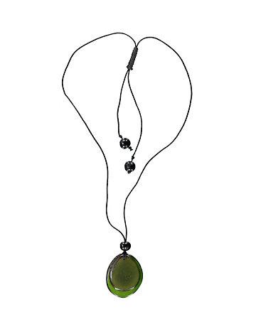 Deerberg Kette Citha grün