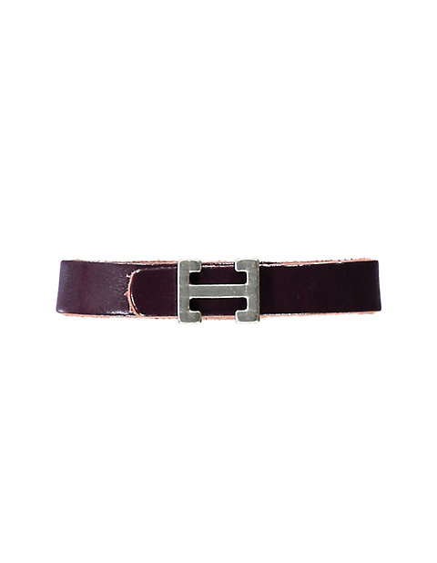 Leder-Armband Bele