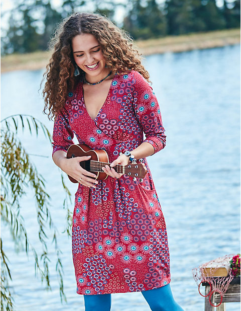 Deerberg Jersey-Kleid Marcelina