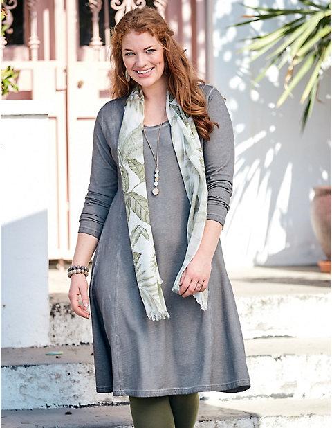 Sweat-Kleid Sarianna