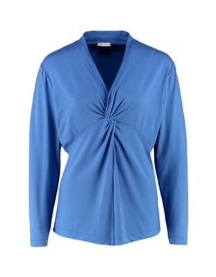 Deerberg Jersey-Shirt Noortje flaggenblau