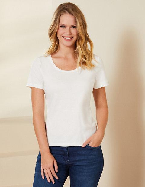 Deerberg Jersey-Shirt Freida