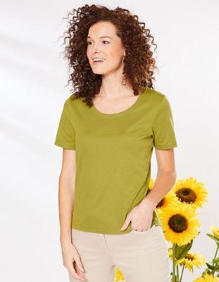 Deerberg Jersey-Shirt Freida wiese