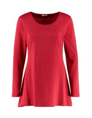 Deerberg Jersey-Shirt Elenai rot