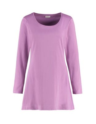 Deerberg Jersey-Shirt Elenai alpenveilchen