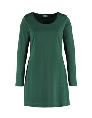 Deerberg Jersey-Shirt Elenai zederngrün