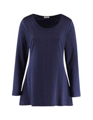 Deerberg Jersey-Shirt Elenai marine