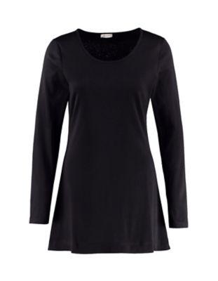 Deerberg Jersey-Shirt Elenai schwarz