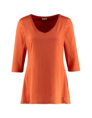 Deerberg Jersey-Shirt Chrissa tagetes