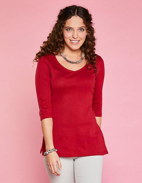 Deerberg Jersey-Shirt Chrissa