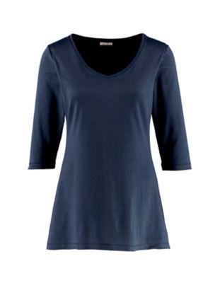 Deerberg Jersey-Shirt Chrissa marine