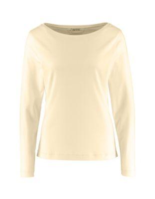 Deerberg Jersey-Shirt Ualani zitronenschale