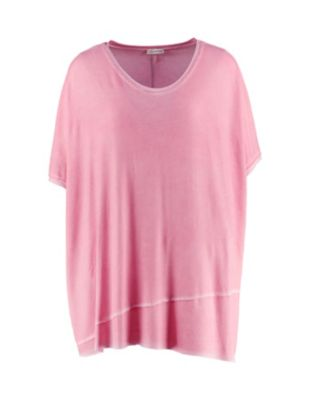 Deerberg Jersey-Shirt Wadis rosa-washed