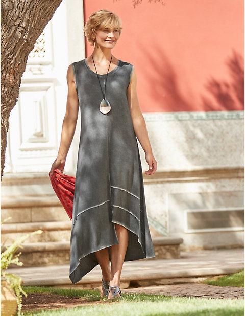 Deerberg Jersey-Kleid Samera