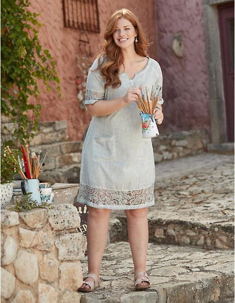 Deerberg Kleid Kimela