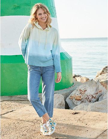 Deerberg Culotte-Jeans Aleja blue-used