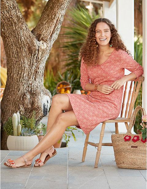 Deerberg Jersey-Kleid Fernande