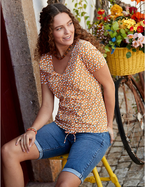 Deerberg Jeans-Bermudas Banah