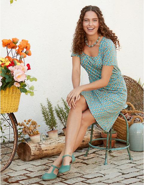 Deerberg Jersey-Kleid Nanetta