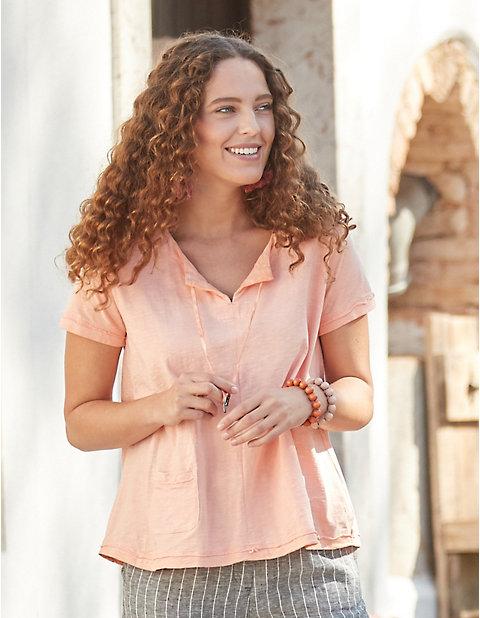 Deerberg Jersey-Shirt Clivia