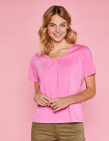Deerberg Jersey-Shirt Taalke himbeereis