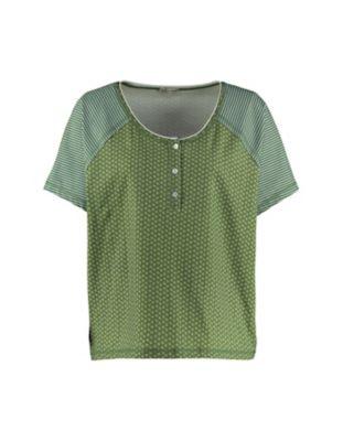 Deerberg Jersey-Shirt Ranka wiese-bedruckt