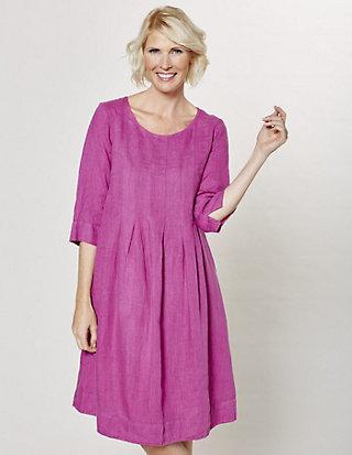 Deerberg Leinen-Kleid Diana