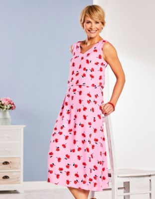 Deerberg Kleid Bernadina pink